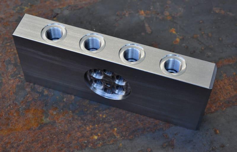Hydraulikblock-kl2
