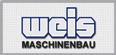 Weis Maschinenbau Logo